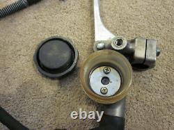 Système De Frein Avant Complet 1974 77 Suzuki Gt550 Gt380 Caliper Master Cylinder