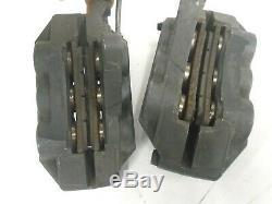 Système De Frein Avant Yamaha Yzf750r Calibres Levier Maître Tressé Tuyaux Yzf750