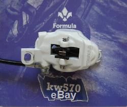 Système Formula Set Rx Blanc / Blanc Avant + Après / Avant + Arrière Utilisé
