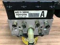 Toyota Camry Altima Oem Hybrid Abs Système De Pompe De Frein Hydraulique Anti Verrouillage 07-11 2