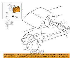 Toyota Oem 01-02 Sequoia Abs Antiblocage De Freins Système-control Module 895410c050