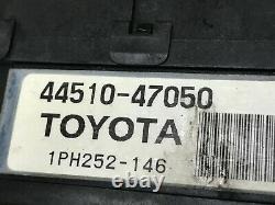 Toyota Prius Oem Hybrid Abs Brake Pump System Hydraulic Anti Lock 2004-2009 4