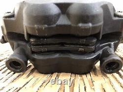 Véritable Kawasaki Ninja Zx10-r 2009 Système De Freinage Avant Avec Maître Cylindre