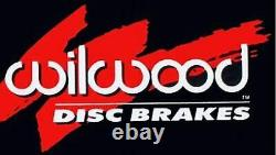 Wilwood Divers Ford 1965-70 Front Classic Series Brake System P/n 140-13476