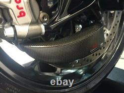 Za701pr Cnc Racing Ducati Panigale V4s / V4r Carbone Système De Refroidissement De Frein Avant